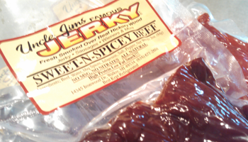 Sweet n Spicy Beef Jerky